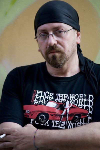 L'auteur Carlos Salem.